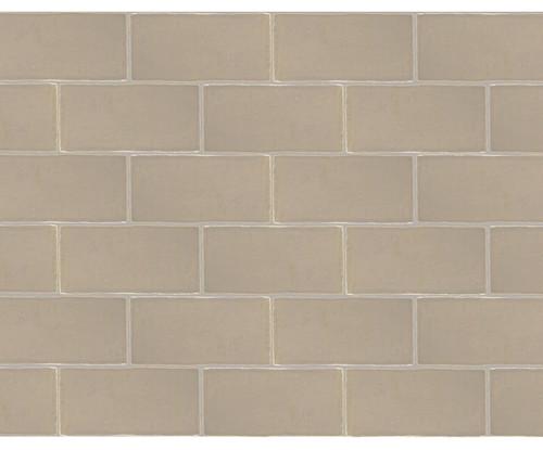 Maritime Hatteras Taupe Matte Wall Tile 3x6 (MAHT36M)