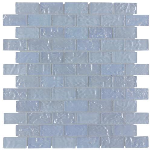 Splash Glacial Seas 1x2 Brick Mosaic (ANTHSPGS)