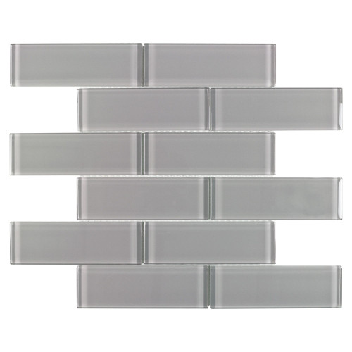 Essentials Mist Brick Mosaic 2x6 (ANTHESMI26)