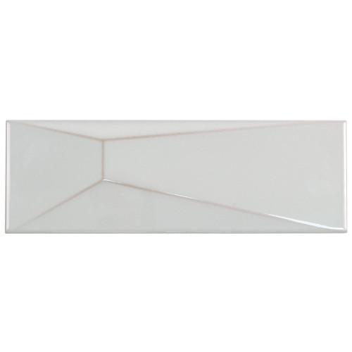 Fifth Avenue Dove Manhattan Ceramic Wall Tile 4x12 (ANTHFIMD)