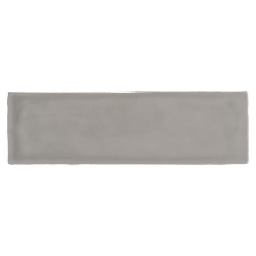 Muse Pewter Ceramic Wall Tile 2x8 (ANTHMUPE28)