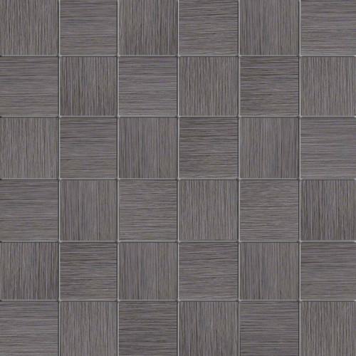 Focus Graphite Matte Porcelain Mosaic 2x2 (NFOCGRA2X2)