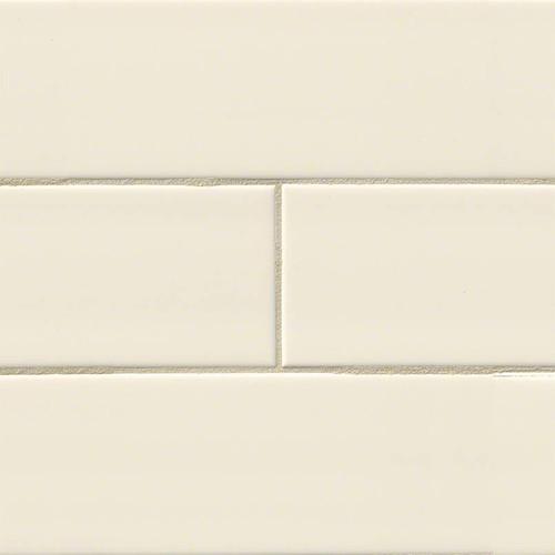 Domino Almond Glossy 4x16 (NALMGLO4X16)
