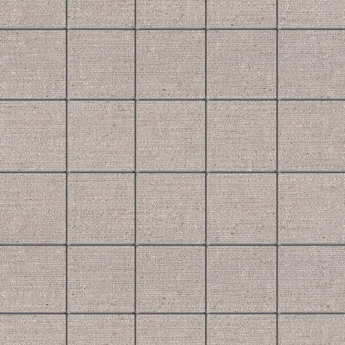 Symmetry Starry Night Linen Porcelain Mosaic 2x2 (MTG12MO107)
