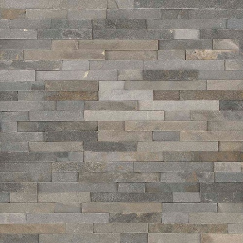 Ledger Panel Sedona Grey Splitface Panel 6x24 (LPNLQSEDGRY624)