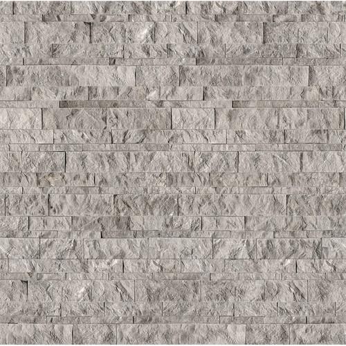 Ledger Panel Ritz Grey Split Face Wall Panels 6x24 (72-609)