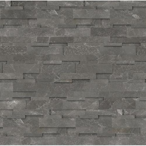 Ledger Panel Stark Carbon Honed Cubic Wall Panels 6x24 (72-615)