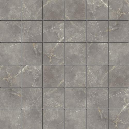 Marmorea Grigio Imperiale Matte Mosaic 2x2 (FIGI22)