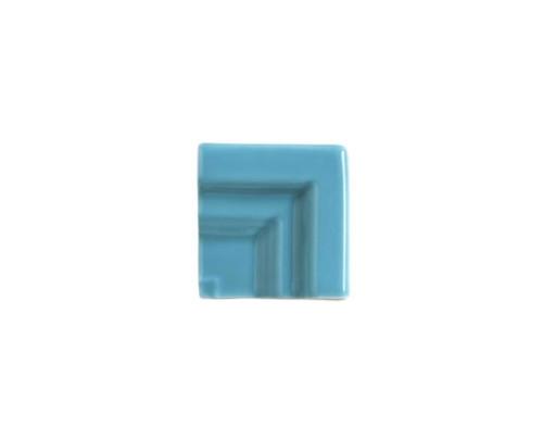 Riviera Altea Blue Chair Molding Frame Corner (ADRAL203)
