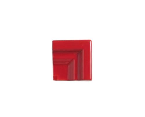 Riviera Monaco Red Chair Molding Frame Corner (ADRMO203)
