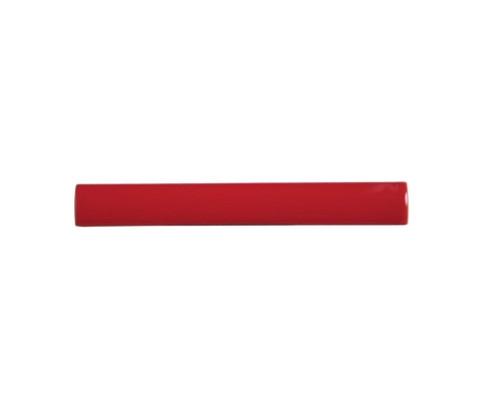 Riviera Monaco Red Quarter Round 1x8 (ADRMO204)