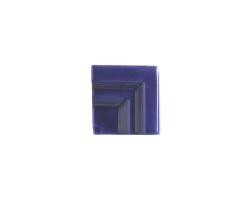 Riviera Santorini Blue Chair Molding Frame Corner (ADRSA203)