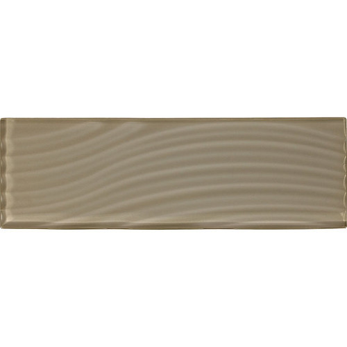 Color Appeal Abstracts Plaza Taupe 4x12 (C105412W1P)