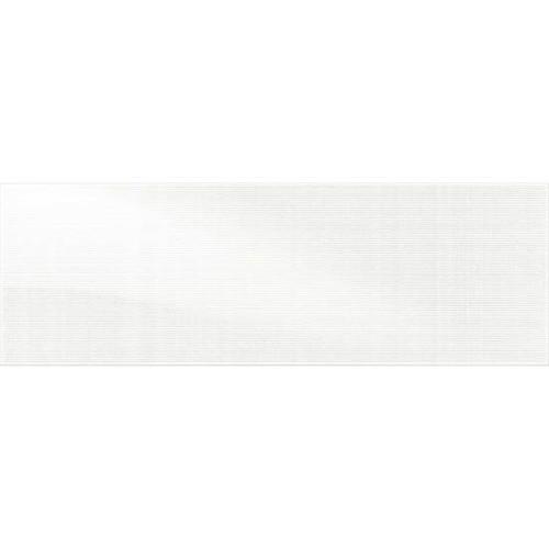 Perspecta Cirrus White Ceramic Wall Tile 8x24 (PE098241P2)
