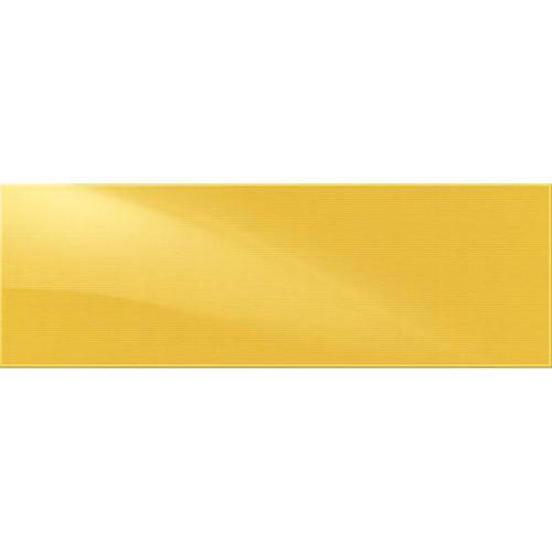 Perspecta Starburst Yellow Ceramic Wall Tile 8x24 (PE148241P2)