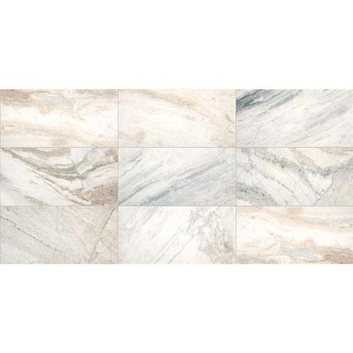 Presario Lumen White Polished 12x24 (M02412241L)