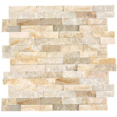 Stacked Stone Golden Sun Panel 6x24 (S783624STACK1T)