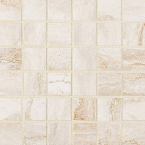 Pietra Bernini Bianco Matte 2x2 Mosaic (NBERBIA2X2-N)