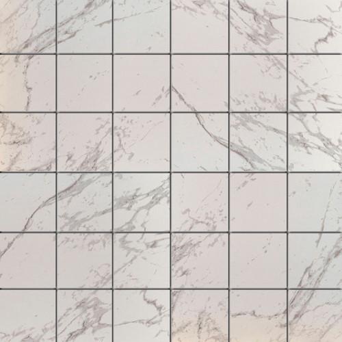 Pietra Carrara Matte 2x2 Mosaic (NCAR2X2-N)