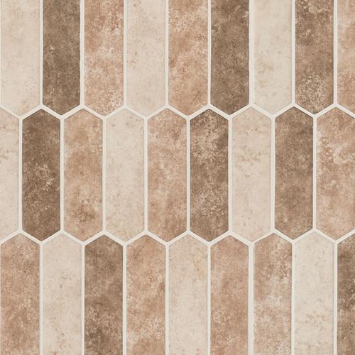 Sandhills Picket Mosaic (SMOT-GLSPK-SAND6MM)