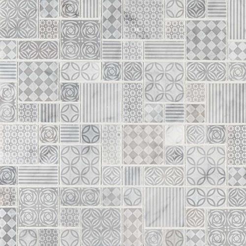Tetris Blanco Mosaic (SMOT-TETBLA-10MM)