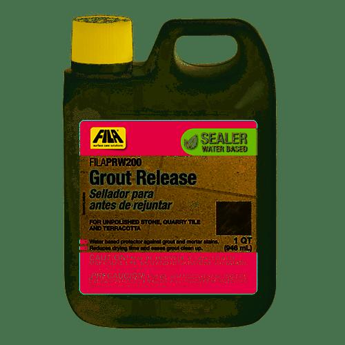 FILA Cleaners - PRW200 Grout Release 1 Quart (FCU44011012)