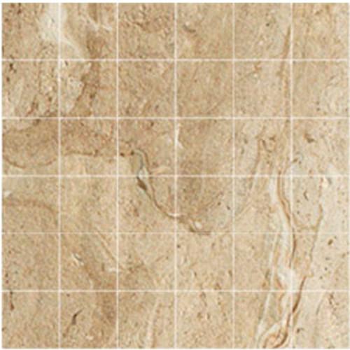 Marmi Daino Reale Honed Mosaic 2x2 (5 Pcs) (IRG12M100P)