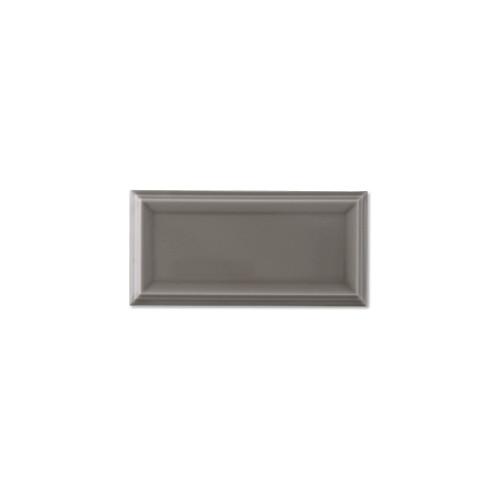 """Studio Eucalyptus Framed 2.8"""" Glazed Edge 2.8x5.8 (ADSTE907)"""
