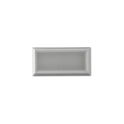 "Studio Graystone Framed 5.8"" Glazed Edge 2.8x5.8 (ADSTG908)"