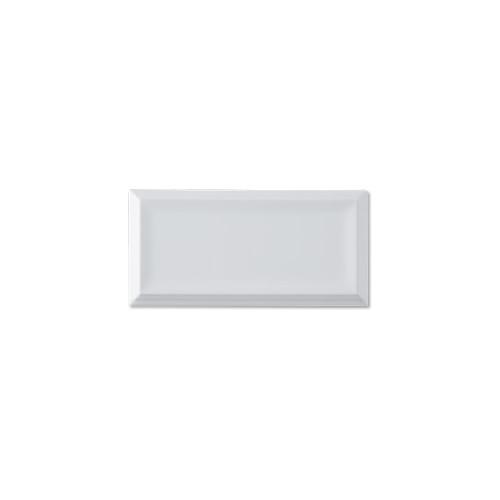 "Studio Snow Cap Framed 2.8"" Glazed Edge 2.8x5.8 (ADSTW907)"