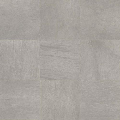 Basaltine Light Grey Matte Rectified 12x12 (1096202)