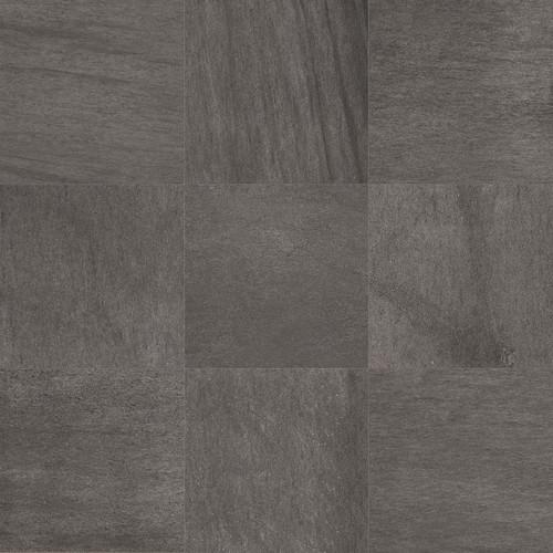 Basaltine Dark Grey Matte Rectified 12x12 (1096203)