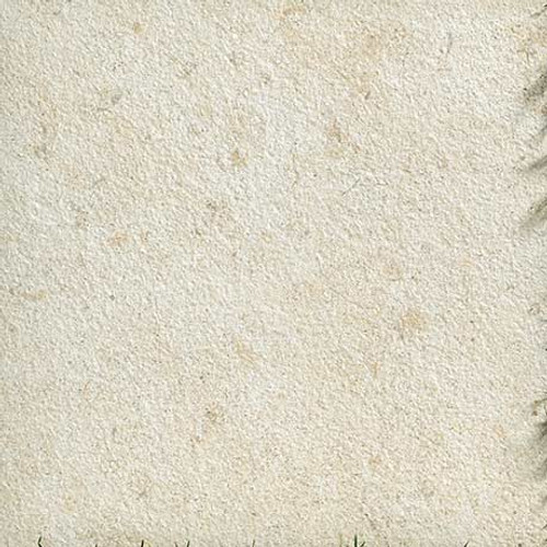 Outdoor Earth Stone Moon White 24x24 Rectified 2cm Paver (1096350)