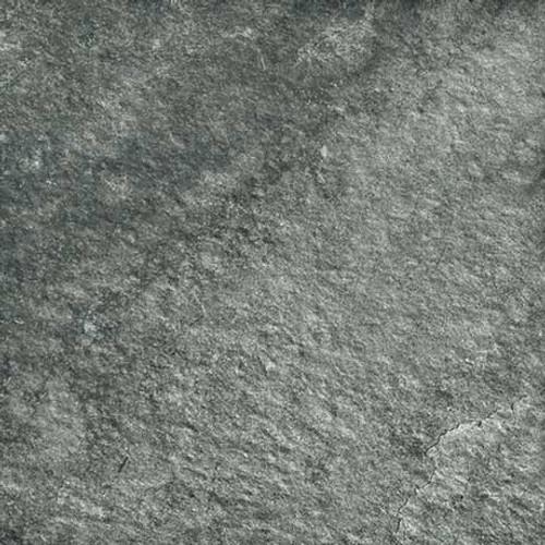 Outdoor Earth Stone Dark Grey 24x24 Rectified 2cm Paver (1096343)