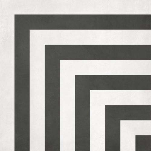 Form Monochrome Geo Deco 8x8 (60-336)