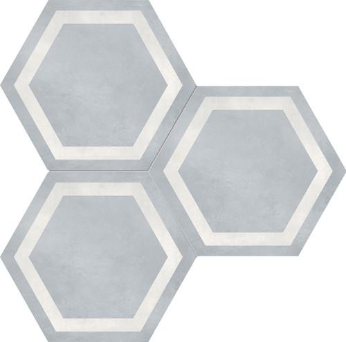 Form Tide Hexagon Frame 7x8 (60-409)