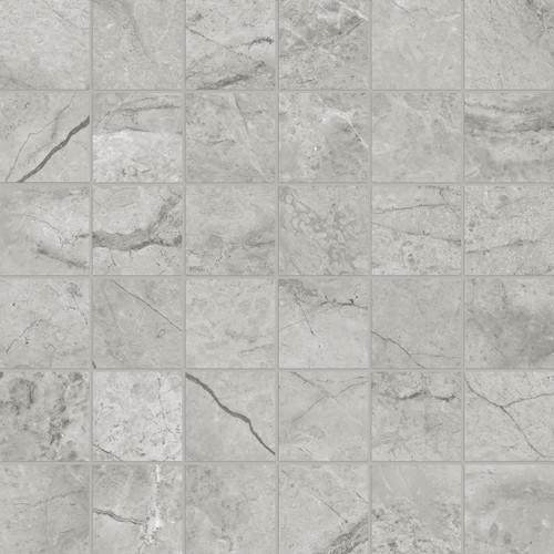 La Marca Paradiso Argento Honed Mosaic 2x2 (4501-0371-0)