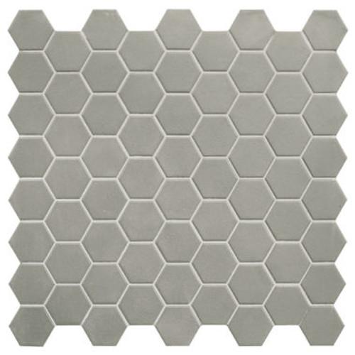 Hexa Wild Sage Hexagon Matte Mosaic (HXWSMATMOS )
