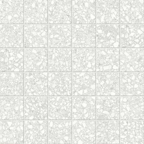 Station Pearl Porcelain Mosaic 2x2 (63-667)
