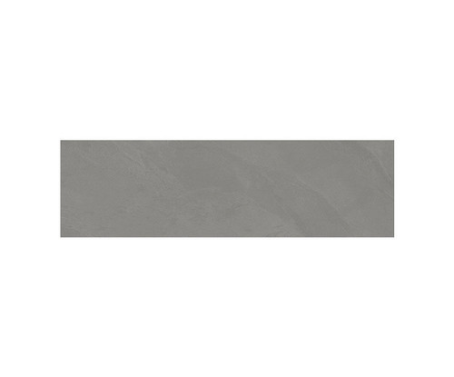 Brazilian Slate Silk Grey Porcelain 3x12 (8477)
