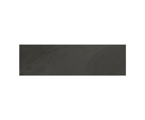 Brazilian Slate Rail Black Porcelain 3x12 (8480)