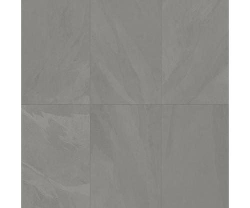 Brazilian Slate Silk Grey Porcelain 12x24 (8449)