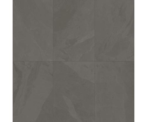 Brazilian Slate Elephant Grey Porcelain 24x48 (8470)