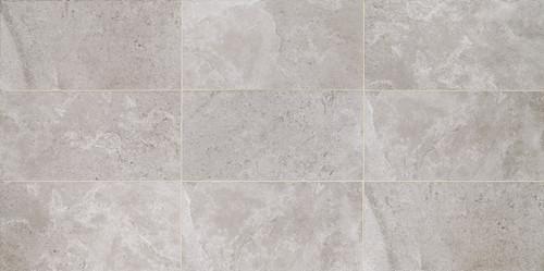 Rochester Gray Porcelain Floor Tile 12x24 (RC0212241P6)
