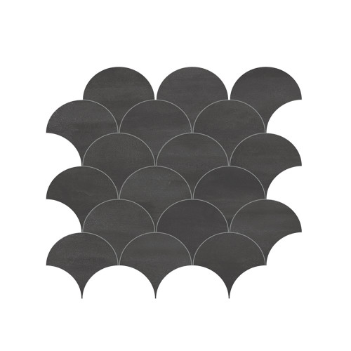 Reflex Night Matte Peacock Mosaic 4.1x3.8 (VNUNIPCMOS)