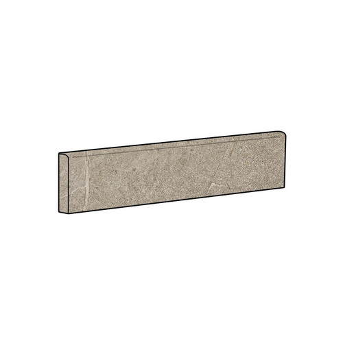 Rooted Gray Matte Bullnose 3x24 (TMWGRBNS)
