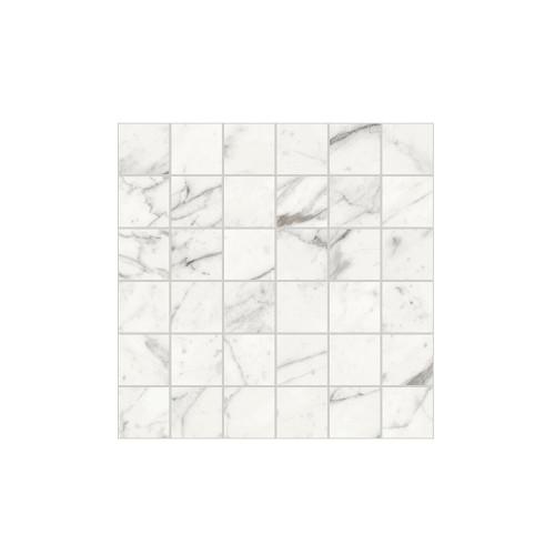 Trilogy Calacatta Matte Mosaic 2x2 (MABCAMOS22)
