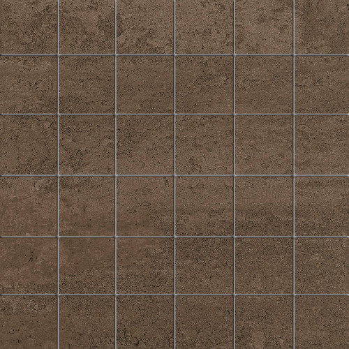 Theoretical Absolute Brown Ceramic Mosaic 2x2 (TH9322MS1P2)