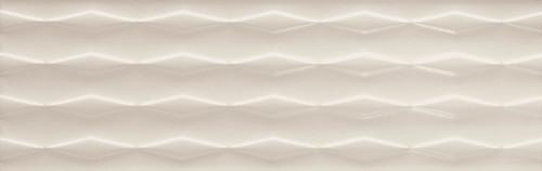 Visual Impressions Beige Linear Diamond Wall Tile 8x24 (VI11824DIA1P2)