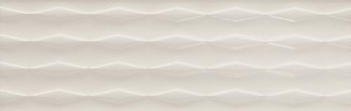 Visual Impressions Gray Linear Diamond Wall Tile 8x24 (VI12824DIA1P2)